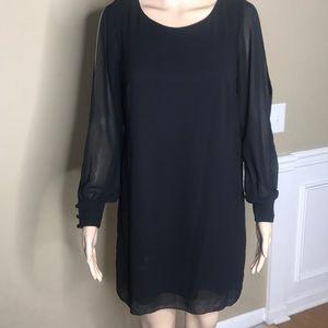 I.N. San Francisco Black Dress Size Small